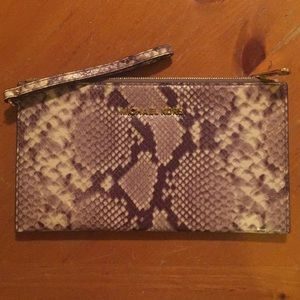New with tags MK wristlet